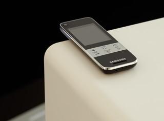 UE46C9000 - Télécommande tactile avec écran LCD