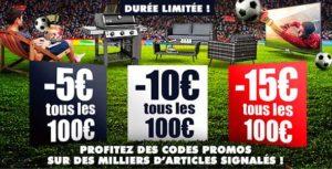 Promotions Ubaldi spéciales Coupe du Monde