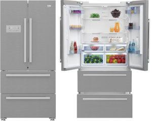 réfrigérateur us beko 4 portes pas cher