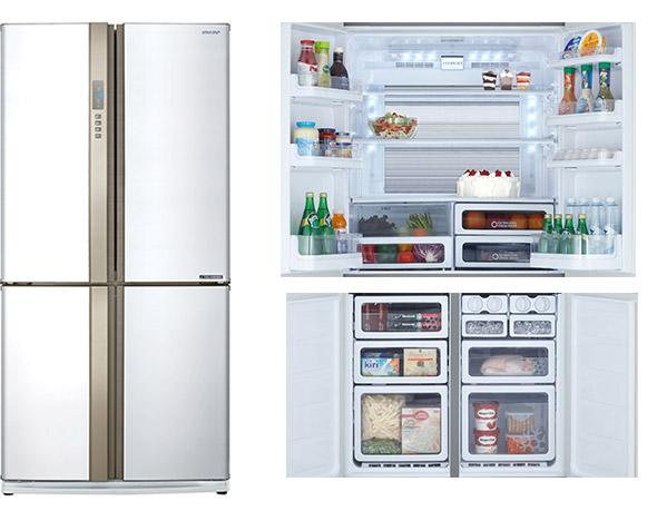 comment choisir son frigo amricain americain grande. Black Bedroom Furniture Sets. Home Design Ideas