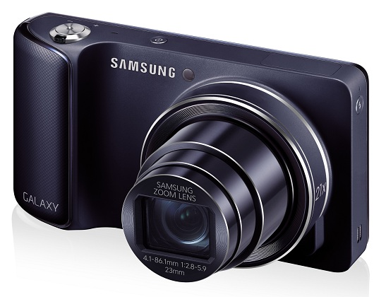 Samsung Galaxy Camera Wi-Fi noir