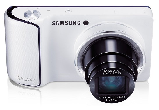 Samsung Galaxy Camera Wi-Fi blanc