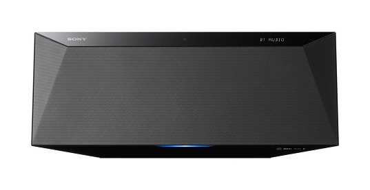 Système audio Sony CMT-BT60