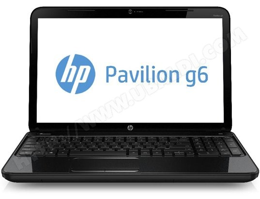 Ordinateur portable HP Pavilion G6-2255