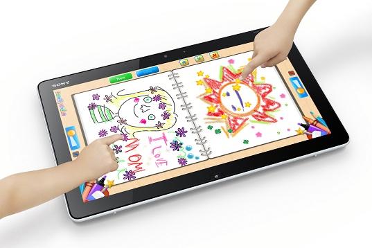 Tablette tactile SONY Vaio Tab SVJ-2021E9EWI
