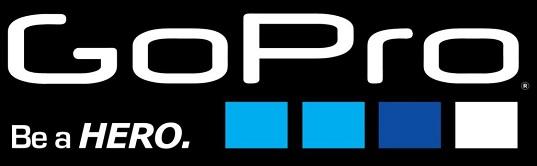 Logo de marque GoPro