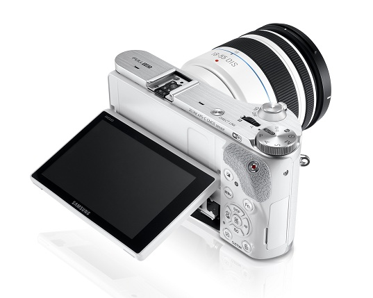 Samsung NX300 version blanche