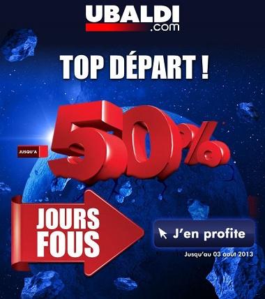 Les Jours Fous Ubaldi.com
