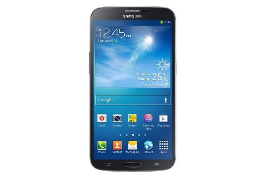 Le Samsung GALAXY Mega