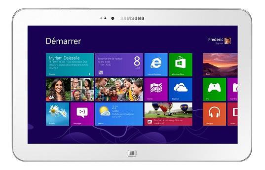 Tablette tactile Samsung ATIV Tab 3