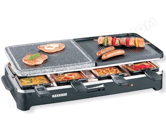 Raclette Multifonction SEVERIN 2341