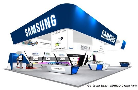 Espace Samsung - Salon de la photo