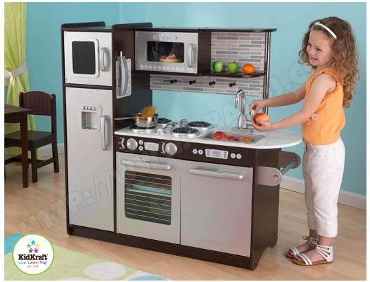 Cuisine enfant KIDKRAFT Cuisine Uptown Expresso - 53260