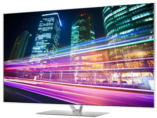 Téléviseur plasma 140 cm Full HD 3D PANASONIC TX-P55VT60E