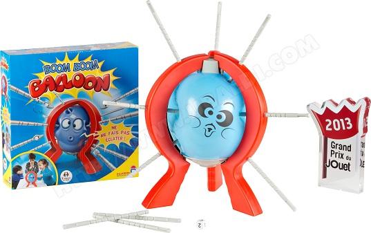 Le jeu Boom Boom Balloon