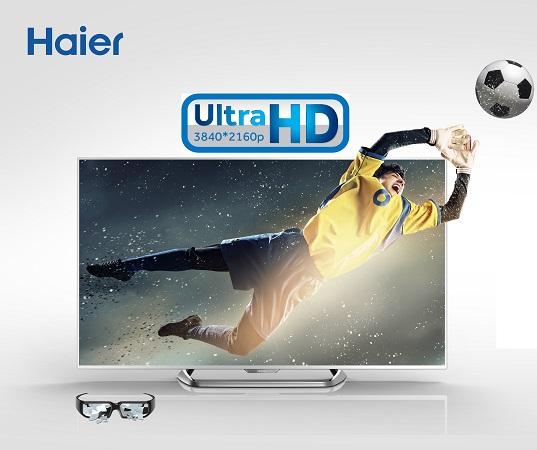 TV 3D Haier sans lunettes