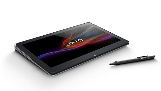Le Sony Vaio Fit 11A et son stylet
