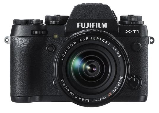 Le nouveau hybride Fujifilm XT-1