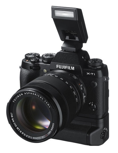Voici le Fujifilm XT-1