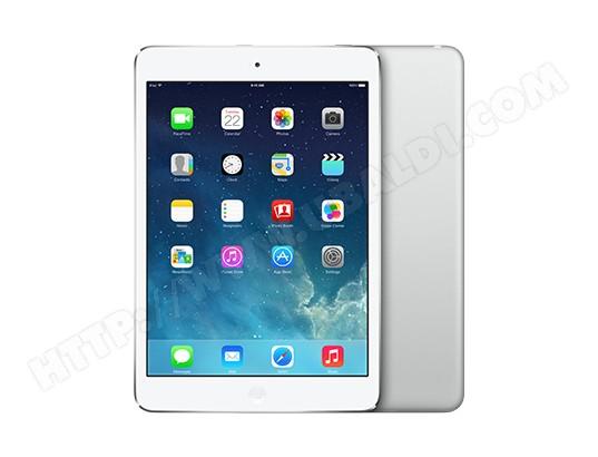 iPad Mini avec écran Retina - Wifi - 16 Go argent