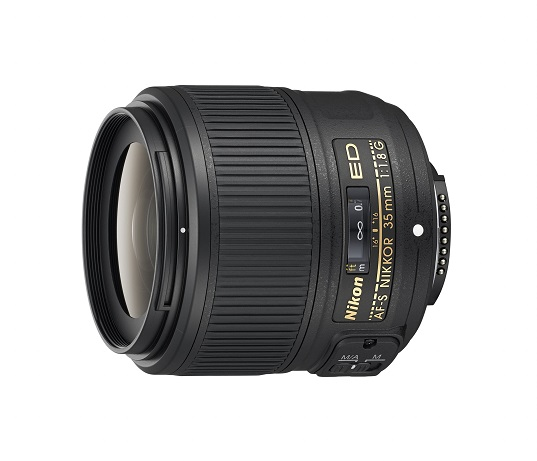 Le nouvel objectif Nikkor 35mm f/1.8G