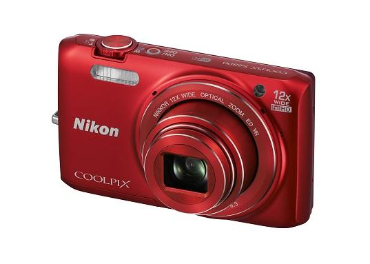 Compact Nikon S6800