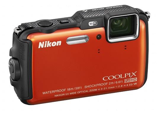 Voici le nouveau Nikon AW120