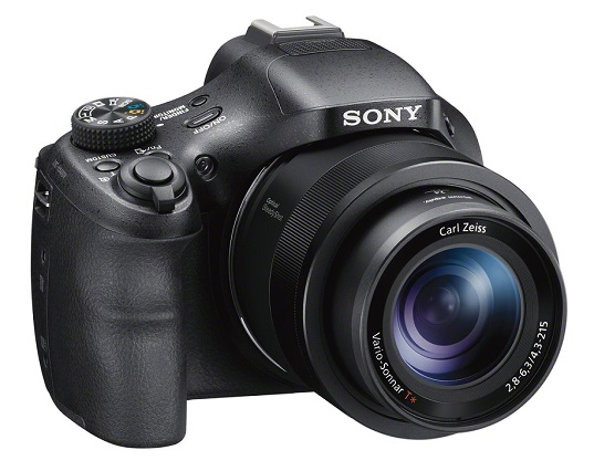Voici le bridge Sony HX400