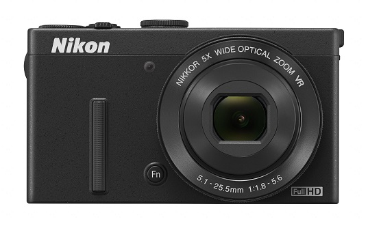 Le Nikon P340 en version noir