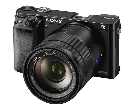 Le nouveau A6000 de Sony