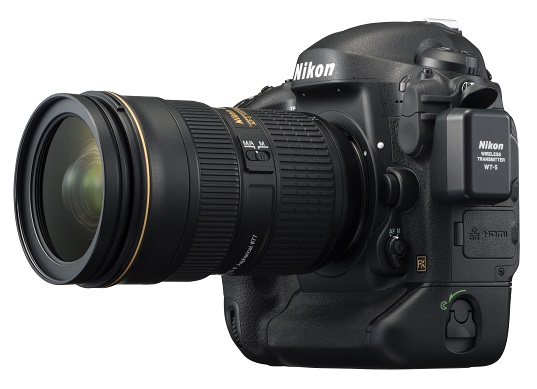Le D4S de Nikon