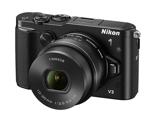 Le Nikon 1 V3