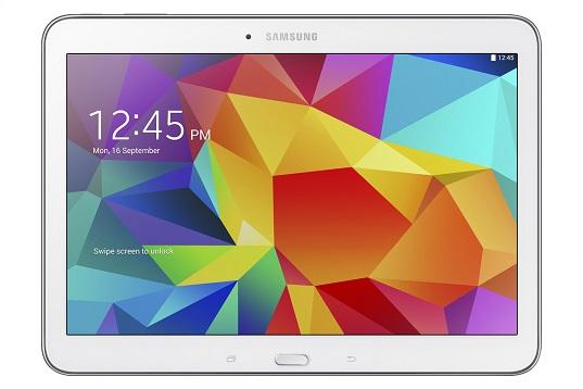 Galaxy Tab4 10.1 blanche