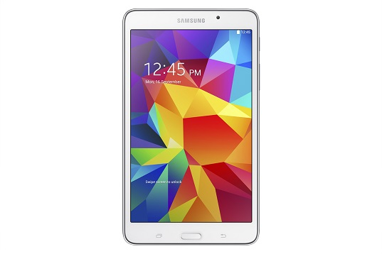 Galaxy Tab4 7.0 blanche