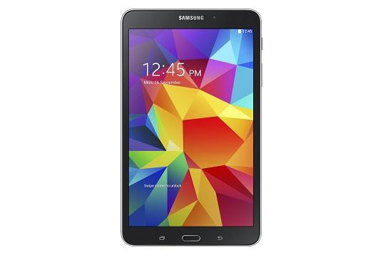 Galaxy Tab4 8.0 noire