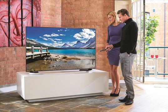 TV 4K Ultra HD de Sharp - Série UD20