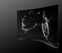 TV OLED par LG et Swarovski