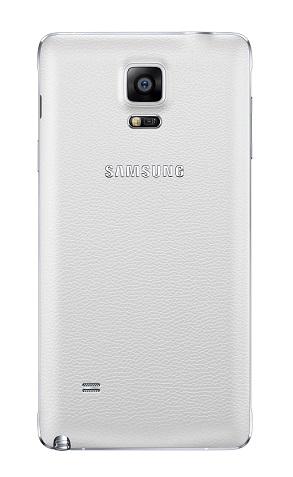 Galaxy Note 4 blanc
