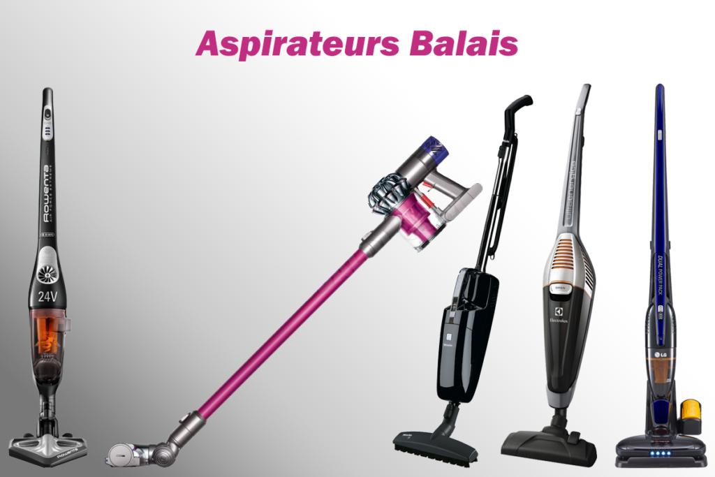 Aspirateurs Balais