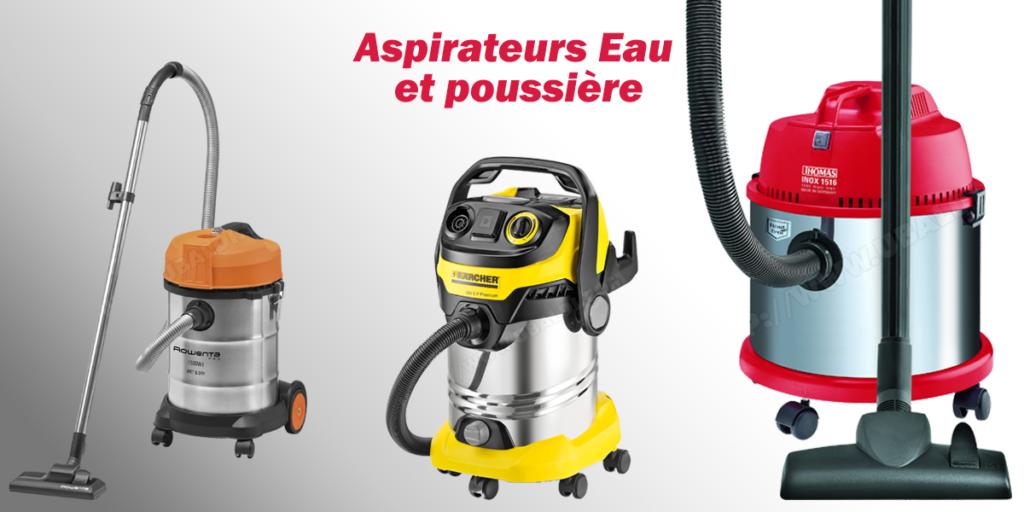 Aspirateurs Eau & Poussière