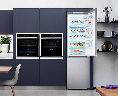 frigo combiné samsung