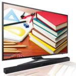 TV Samsung + barre de son
