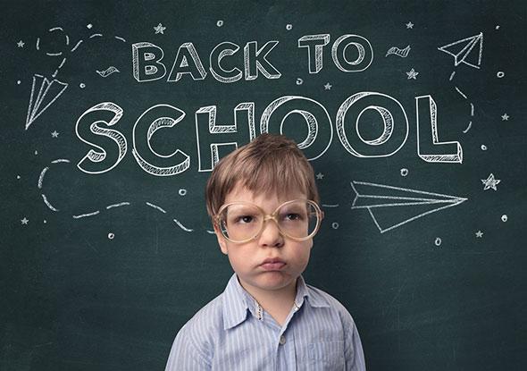 rentrée scolaire back to school