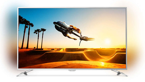 TV Ambilight 108 cm 43PUS7202
