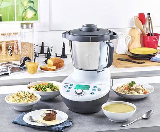 Robot cuiseur RCC500 Simeo