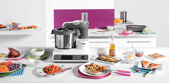 Kcook robot cuiseur kenwood