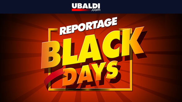 Black Friday Ubaldi Vidéo