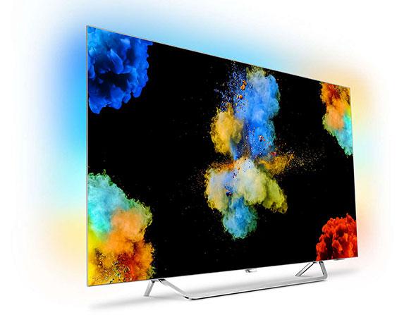 TV Philips OLED 4K UHD