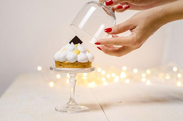recette dessert avec magimix