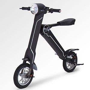 E Scooter Lehe K1 Noir